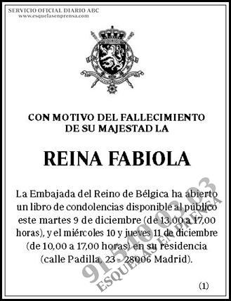 Reina Fabiola